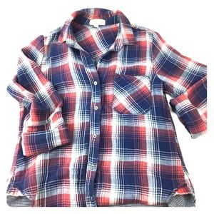Cloth&Stone, Anthropologie button up shirt size XS